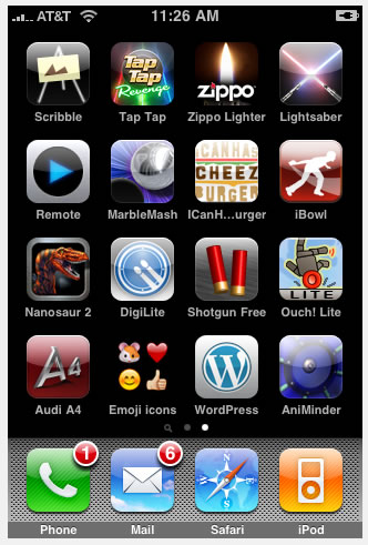 AniMinder from iPhone Explorer